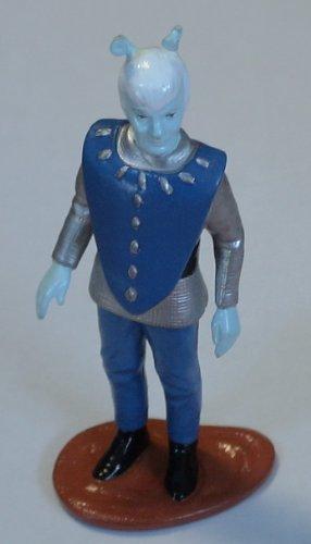 Picture of Applause Star Trek Andorian Vintage Pvc Figure (B003LZVOLU) (Star Trek Action Figures)