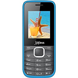 XCCESS GEM S X104 - GSM + GSM DUAL SIM MOBILE - 2000 MAH BATTERY WITH VGA CAMERA & LOUDSPEAKER