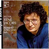 Recital Ren� Jacobspar Divers