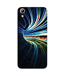Light Spark HTC Desire 626 Case