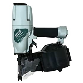 Hitachi NV75AG Round Head 1-3/4-Inch to 3-Inch Coil Framing Nailer