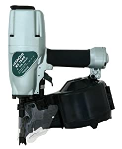 Hitachi NV75AG Round Head 1-3/4 -Inch to 3 -Inch Coil Framing Nailer