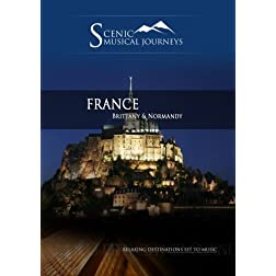 Naxos Scenic Musical Journeys France Brittany & Normandy