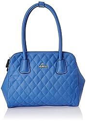 Lavie Pittas Women's Satchel Handbag (Cobalt) (L01611153105)