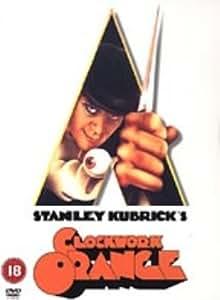 A Clockwork Orange [DVD] [1971]