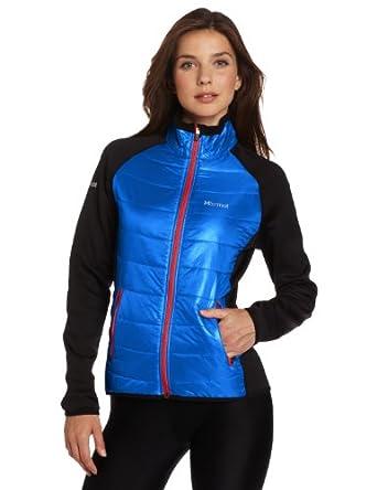 (五星)Marmot Variant Jacket 土拨鼠 女士 轻量级 保暖外套 蓝黑色 $127.50