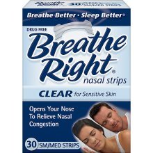 Breathright strips