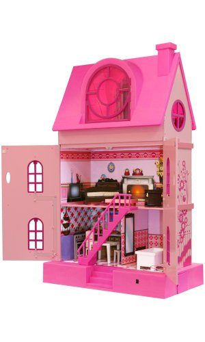 Toymonster Limited Windsor Mews Doll House