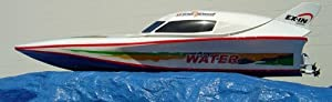 "RC SYMA 28"" Racing Boat R/C Electric Powered Wind Speed Motor Ship Radio Remote Control Yacht Cruiser"
