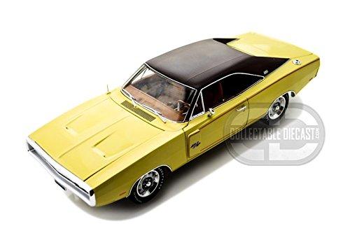 Auto World 1/18 1970 Dodge Charger R/T Se 100Th Anniversary - Cream