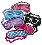 Three Cheers for Girls Sleep Mask Assorted designs (Sold Separately)