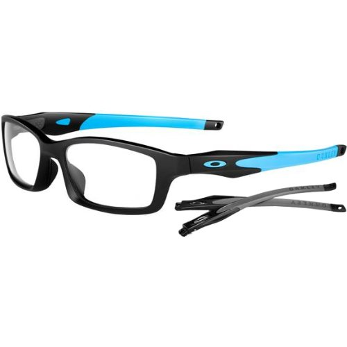 d7f9026f58 This is Oakley Crosslink Eyeglasses OX8027-0153  Satin BlackSky Blue Color   for your favorite. Here you will find reasonable product details.