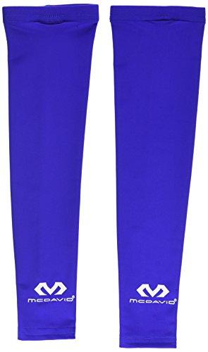 McDavid, 6566, Protezione per braccio, 1 paio, Blu (Royal Blau), S/M
