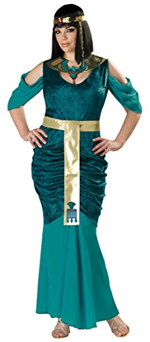 Incharacter Womens Egyptian Jewel Theme Party Fancy Dress Halloween Costume