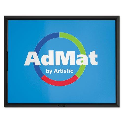 Artistic - Admat Counter Mat, 8 1/2 X 11, Black Base 25202 (Dmi Ea