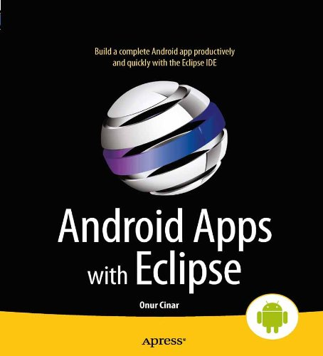 Android Apps with Eclipse, Buch