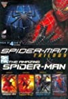 Spider-Man Trilogy-Spider-Man/Spider-Man 2/Spider-Man 3/The Amazing Spider-Man (Dubbed In Hindi)