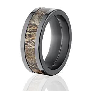 realtree max 4 camo rings camo bands camouflage wedding