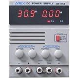 アテックス 新製品2電圧デジタル直流安定化電源 30V5A 5V2A