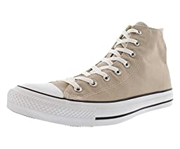 Converse Unisex Chuck Taylor High Top fresh Color Shoes Skateboard Sneakers (13 Men US/15 Women US, Papyrus)