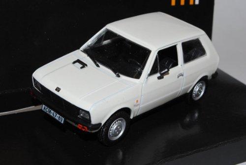 Yugo 45 3 Türer Weiss 1/43 Nash Avtoprom Modell Auto