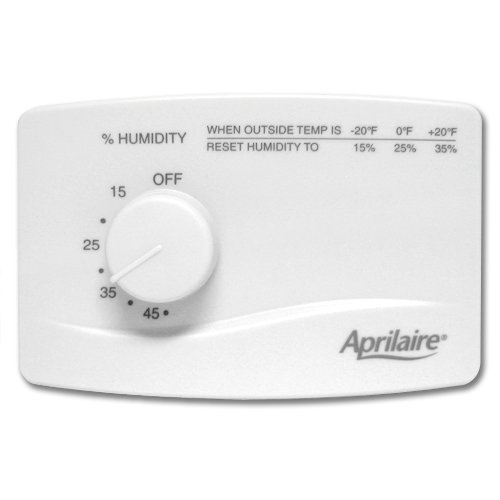 Aprilaire 4655 Manual Digital Control Humidistat