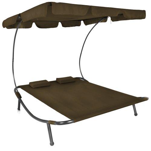 doppel gartenliege. Black Bedroom Furniture Sets. Home Design Ideas