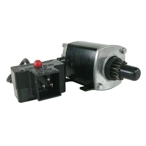 Db Electrical Stc0020 Tecumseh Starter For 33328, Tvm125, Tvm140, Hsk50-Hsk70