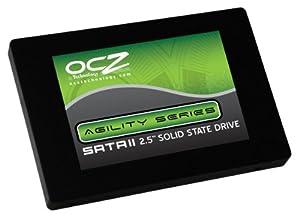 OCZ Technology 60 GB Agility Series SATA II 2.5 Inch Solid State Drive (SSD) OCZSSD2-1AGT60G
