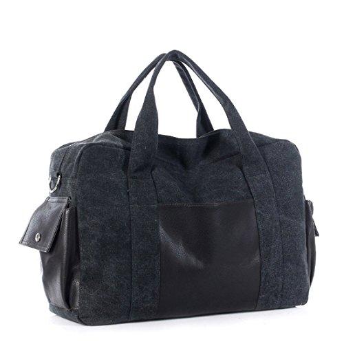 Cgecko 1030 Leisure Cotton Canvas Messenger Top Handle Handbag Diaper Tote Bags For Women