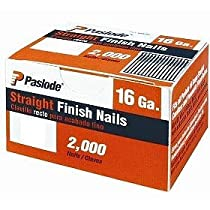 "5,000 ct 5//8/"" 18 Gauge Straight Brad Finish Nails 18 ga Case of 20"