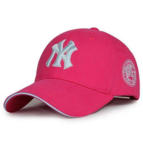 Lovers Mens Womens Baseball Bboy Cap Adjustable NY Snapback Sport Hip-Hop Hat (2xu Sun Visor compare prices)