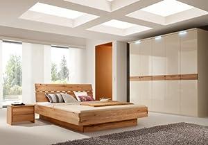 stilbetten bett holzbetten natura 180x200 cm. Black Bedroom Furniture Sets. Home Design Ideas