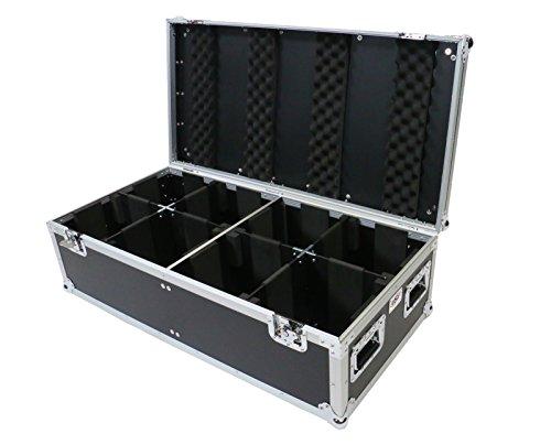 Osp Ata Tour Flight Road Case For 8 Led Par Cans Par-Case-8 -Dj Stage Light Case