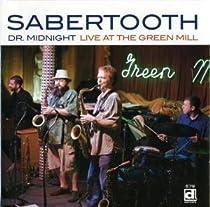 ♪Dr. Midnight: Live at the Green Mill /Pat Mallinger -- tenor sax/alto sax/flute ,Cameron Pfiffner -- tenor sax/soprano sax/flute/piccolo ,Pete Benson -- Hammond B3 organ ,Ted Sirota -- drums
