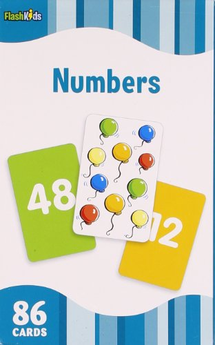 Numbers (Flash Kids Flash Cards)