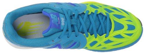 888098094657 - New Balance Women's WC996 Tennis Shoe,Blue,11 B US carousel main 6
