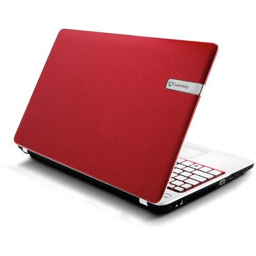 Gateway NV Series NV52L06U 15.6 Laptop (2.6GHz AMD A6-4400M Processor, 4GB RAM, 500GB Hard Drive, DVD-Novelist,  Windows 7 Home Premium) Glossy Red