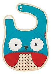 Skip Hop Zoo Bib, Otis Owl