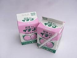 栃木乳業  関東・栃木イチゴ  200mlx10