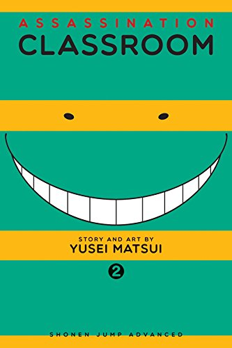 Assassination Classroom, Vol. 2: Time for Grown-Ups