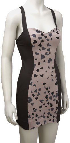 Killah Women's Spark Dress K-Supreme - Large Pink