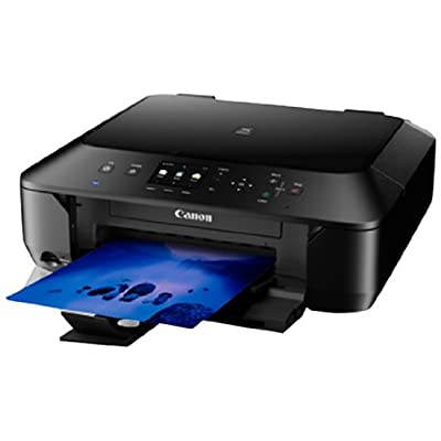 Canon MG6470 Colour Wifi Multifunction Multi Funtion InkJet Printer (Black)