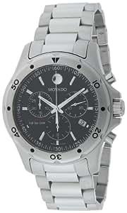 Movado Men's 2600076 Series 800 Performance Steel Bracelet Watch