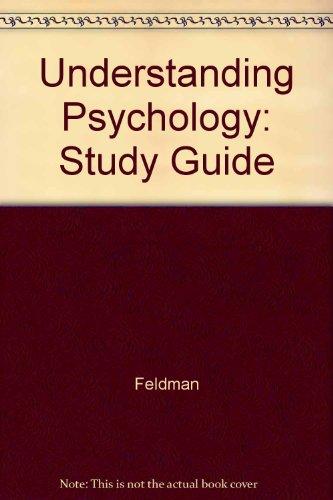 Understanding Psychology: Study Guide