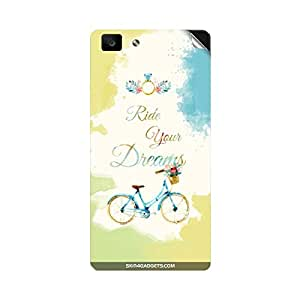 Skin4Gadgets Ride Your Dreams Phone Skin STICKER for OPPO R5