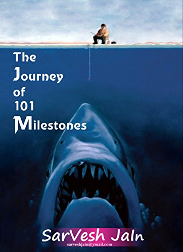 The Journey of 101 Milestones, by Sarvesh Jain