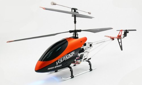Double Horse 9053 26 Inches 35 Channel Outdoor Metal Gyro RC Helicopter ---NEW
