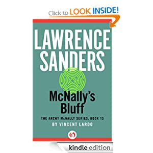 McNally's Bluff (The Archy McNally Series) Lawrence Sanders and Vincent Lardo