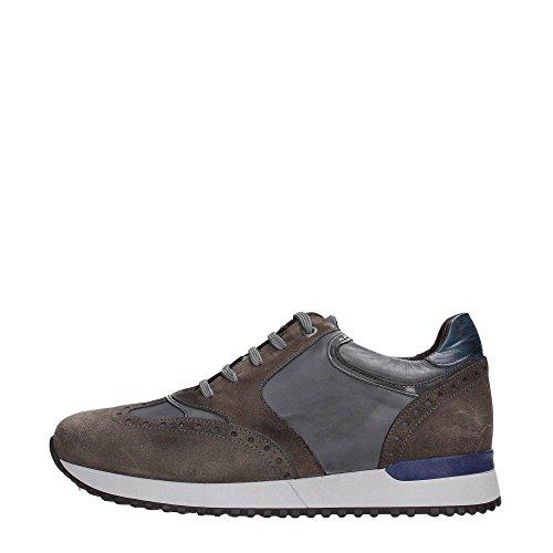 Exton 150 Sneakers Uomo Scamosciato Topo Topo 39